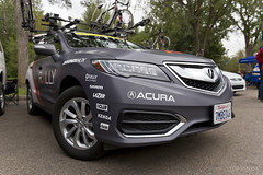 Rally Cycling Acura RDX at Hawrelak Park