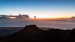 Lever de soleil - Soufrire - [Guadeloupe] (Thierry CHARDES) Tags: leverdesoleil ladsirade sunrise france antilles carabes caribbean guadeloupe volcan soufrire basseterre iles