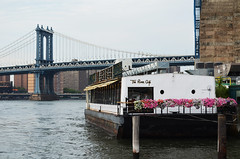 NYC_Dumbo_RiverCafe (chiang_benjamin) Tags: nyc ny newyork brooklyn newyorkcity eastriver bridge fulton landing rivercafe restaurant manhattanbridge