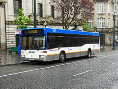 Camo Camus (Mercedes O405 N) - STCP 1718 (Pi Eye) Tags: bus autobus porto stcp camo camus marcedes o405 o405n