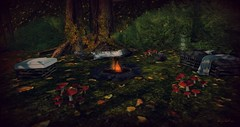 Colorful Forrest (BijankRau   [ photograp'r model.]) Tags: goose sl secondlife cosmopolitan event forrest colorful season outside gacha collect photography blogging