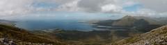 Mweelrea and the entrance to Killary Harbour from Benchoona (Binn Chuanna) (Mumbles Head) Tags: benchoona connemara galway mayo ireland eire mountains sea islands