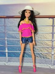 (Bubblegum18) Tags: barbie raquelle fashionista mattel
