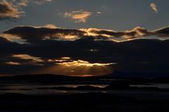 Sunset over Isle of Eigg (Maia MacGilp) Tags: island sunset eigg scotland rum