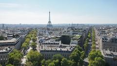 P9272219 () Tags:   paris france  triomphe triumph arc de ltoile arcdetriomphedeltoile  la tour eiffel latoureiffel lattice tower latticetower