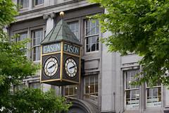 Eason's clock (Nydialy) Tags: irlande ireland irlanda ire bailethacliath dublin horloge clock reloj