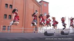 HOT HEAT HEAT GIRLS @ 横浜家系ラーメン祭2016