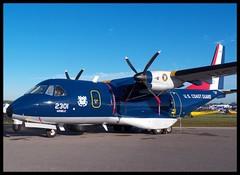Coasty HC-144A (Dusty_73) Tags: airbus eads hc144 hc144a ocean sentry united states coast guard us uscg centennial sun n fun sunnfun lakeland fl florida airplane aviation coasty military