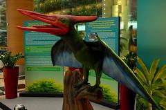 L3151278 (oliveplum) Tags: exhibition changiairport singapore leica xvario arts display dinosaur pterosaur