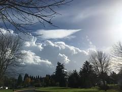 Fluffy Skies (Tina Stadeli) Tags: