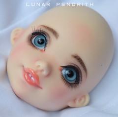 Atelier Momoni (LunarPendrith) Tags: lunar pendrith atelier momoni bjd face up