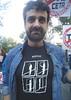 MANIFESTACIÓN anti TTIP-CETA - Literatura (Fotos de Camisetas de SANTI OCHOA) Tags: publicacion