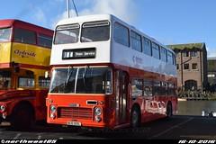105 (northwest85) Tags: oxford south midland nud 105l 105 bristol vr isle wight bus rally public footpath n120 nud105l