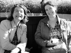 Give us a smile- Lauren MacFarland, BCIT Journalism (laurenmacfarland) Tags: streetphotography coalharbour bcitvisualfundamentals vancouver downtownvancouver