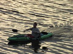On golden Shuswap Lake (jamica1) Tags: salmon arm bc british columbia shuswap canada boat paddling lake
