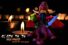 El'gth'th'th (Shannon Ocean) Tags: halloween satanic cult