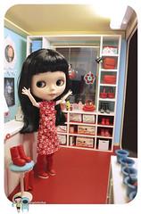 Playscale miniature shop diorama 03