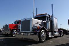 IMG_2528 (RyanP77) Tags: show ca tractor truck crane transport dump semi international chrome cherokee trailer heavy mack bragg gardner trucking peterbilt kenworth galt freightliner cabover skikos cinderlite