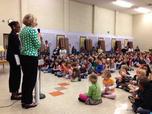 Oregon Wellness Award Assembly
