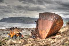 10-DSC_4183 (Simon Carey) Tags: shipwreck whitby robinhoodsbay sarbj