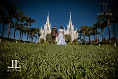 Love from the Ground Up at the San Diego LDS Temple Wedding (Jason Lanier Photographer) Tags: wedding jason temple photography san diego mormon weddings lds lanier