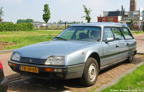 Citroën CX 25 RD Break 1986