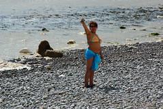 087 (Russell Bruce Photography) Tags: playing sexy beach hat photography coast big model nikon breasts tits nipples russell boobs head south bruce large gap posing sunny mature bikini massive nudist naturist filipino slip cleavage milf modelling beachy nip birling nipslip