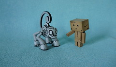 How to become a new friend (missesined) Tags: danbo revoltech danboard