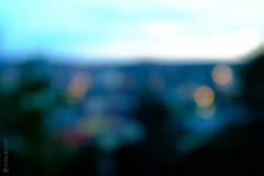 Good Day (donlunzo16) Tags: city light night town fuji stuttgart blurred fujifilm dots unfocused blurr x100s