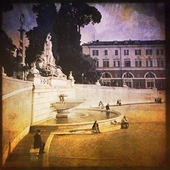 All roads lead to Rome series