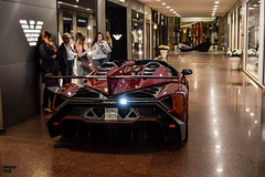 Lamborghini Veneno Roadster (23) (Beyond Speed) Tags: red italy car photography automotive exotic bologna lamborghini supercar veneno roadster carspotting hypercar