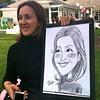 Caricatures by Zach! (Caricatures by Zach!) Tags: portrait caricature sfbayarea keepsakes caricaturist 3minutes