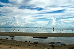 BAN MAKHAM     Koh Samui, Thailand (ernesto teruya) Tags: sea clouds thailand kohsamui