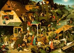 Pieter Bruegel 'proverbs' (ArtTrinArt!!) Tags: pieter bruegel 15251569