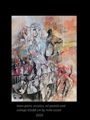 pavel 02 (mike-esson) Tags: painting modern art abstract uvuo esson collage