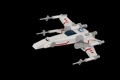 Rebel Scum (pasukaru76) Tags: canon100mm lego space starwars starfighter xwing rebels rebelalliance rebelscum moc