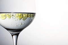 water&oil (*Chris van Dolleweerd*) Tags: water oil glass wineglass highkey studio strobist white closeup chrisvandolleweerd liquid series