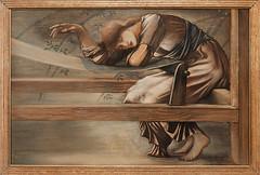Burne_Jones_Study_for_the_Garden_Court (ArtTrinArt!!) Tags: sir edward burnejones 18331898