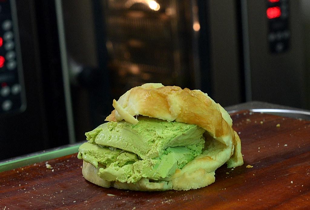世界第二好吃的冰淇淋菠蘿麵包