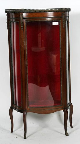 French Curio Cabinet ($291.20)
