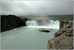 Iceland (rogilde - roberto la forgia) Tags: iceland islanda cascata water landscape