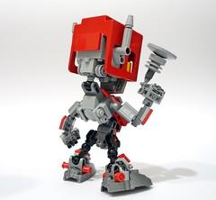 Robbie02 (chubbybots) Tags: lego duplo mech