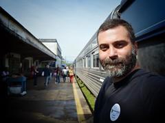 Estao de Morretes (Billy W Martins ) Tags: estaodetrem morretes trainstation paran trem train passeio turismo nikon d7100 selfie beard barba fun diverso