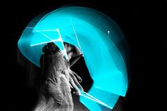 (AK) Light Saber Edits (Anthony Krivonos) Tags: 500px light saber blue night trails long exposure lights white