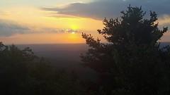 sunrise mountain | new jersey (jacktyler__) Tags: landscape conifer vista sun sunset trail tower ridge drive mountain sunrise