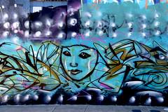 Sunday 21st August (janie.d (urban burbler)) Tags: streetphotography streetarturbanartgraffitirgor innerwest dirty wall graffporn paint bomb paste art artists