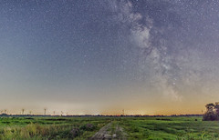 Milkyway (Ossiland) Tags: milchstrase ostfriesland outback sternenhimmel wkas