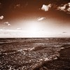 Seven Mile Horizon (johnnyp_80435) Tags: distance sky horizon padreislandnationalseashore texas gulfofmexico atlantic ocean