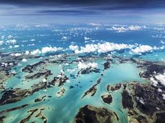 Flight of Fancy (LifeLover4) Tags: aerial thebahamas bahamas turquoise northatlantic islands clouds