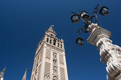 Catedral de Sevilla (Giralda) (Bazinga!) Tags: siviglia sevilla seville catedraldesevilla catedral giralda